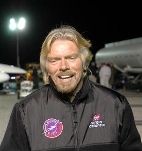 Richard Branson Prototyp eines Entrepreneurs