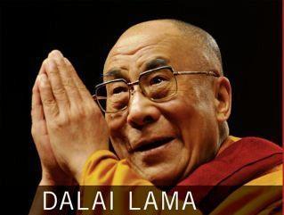 Der Dalai Lama Tenzin Gyatso über Leadership