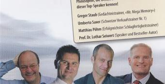 Erfolgsgeheimnisse der Top-Trainer: Lothar Seiwert & Gregor Staub