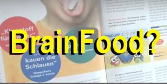 Brainfood Schlauer essen