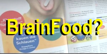 BrainFood: Machen diese Pillen schlau? Gehirn-gerechte Ernährung