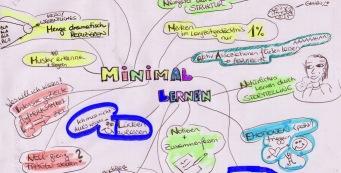 Gehirn-gerecht Lernen durch minimales Lernen?