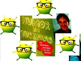 Mehr Erfolg – Humor im Business | Gewinnspiel Roman Szeliga