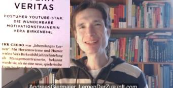 """Vera F. Birkenbihl als YouTube Star in """"Der SPIEGEL"""" Wissen"""