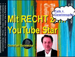 Gehirn-gerRECHT der erfolgreichste YouTube Rechtsanwalt | Christian Solmecke