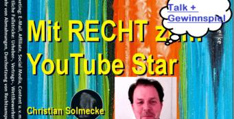 Gehirn-gerRECHT der erfolgreichste YouTube Rechtsanwalt   Christian Solmecke