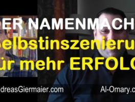 Selbstinszenierung – Erfolgsstrategien für Personal Branding  Falk Al Omary + GEWINN