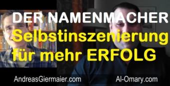 Selbstinszenierung – Erfolgsstrategien für Personal Branding| Falk Al Omary + GEWINN