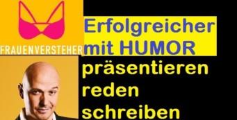 Erfolgreicher mit Humor präsentieren, reden & schreiben | Carsten Höfer