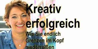Erfolgreich kreativ glücklich | Selbstmanagement | Cordula Nussbaum