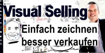 Visual Selling – Verkaufen mit einfachem Zeichnen | Marko Hamel