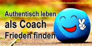 authentisch als coach