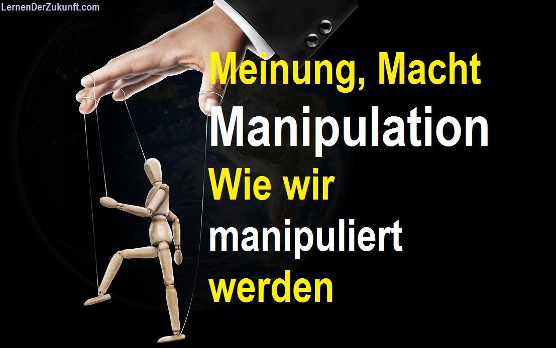 Was Bedeutet Manipulieren