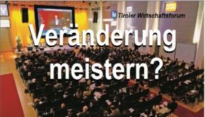 Tiroler Wirtschaftsforum 2017