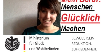 Glücksministerin – Den eigenen Weg zum Glück finden | Gina Schöler