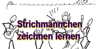 Strichmännchen zeichnen lernen – Einfach Visualisieren