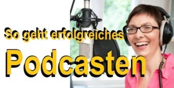 Podcasten erfolgreich lernen | Brigitte Hagedorn