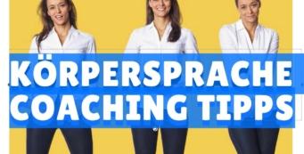 Körpersprache lesen einfach nutzen | Coaching mit Yvonne de Bark