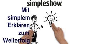 Simpleshow – Einfach erklären als Erfolgsrezept | Online Business Coaching