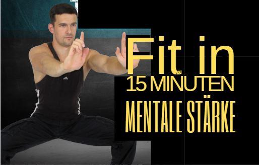 fit in 15 minuten