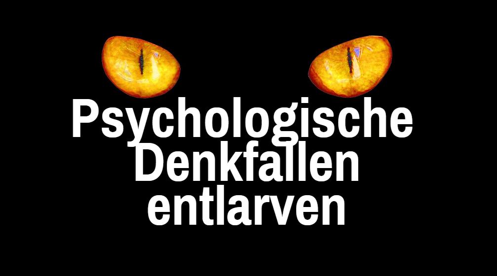 psychologische denkfalle
