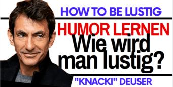 humor lernen